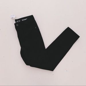 THE CHILDRENS PLACE NWT 10 SKINNY JEANS, BLACK